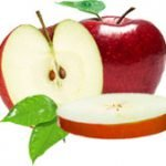 Limonadesiroop met appel