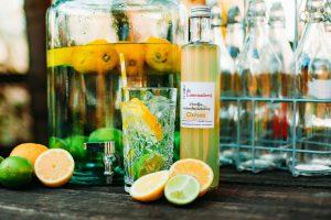 limonade siroop citroen