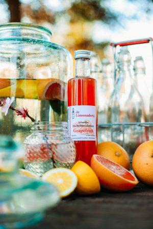 limonade siroop grapefruit