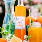 limonade siroop sinaasappel