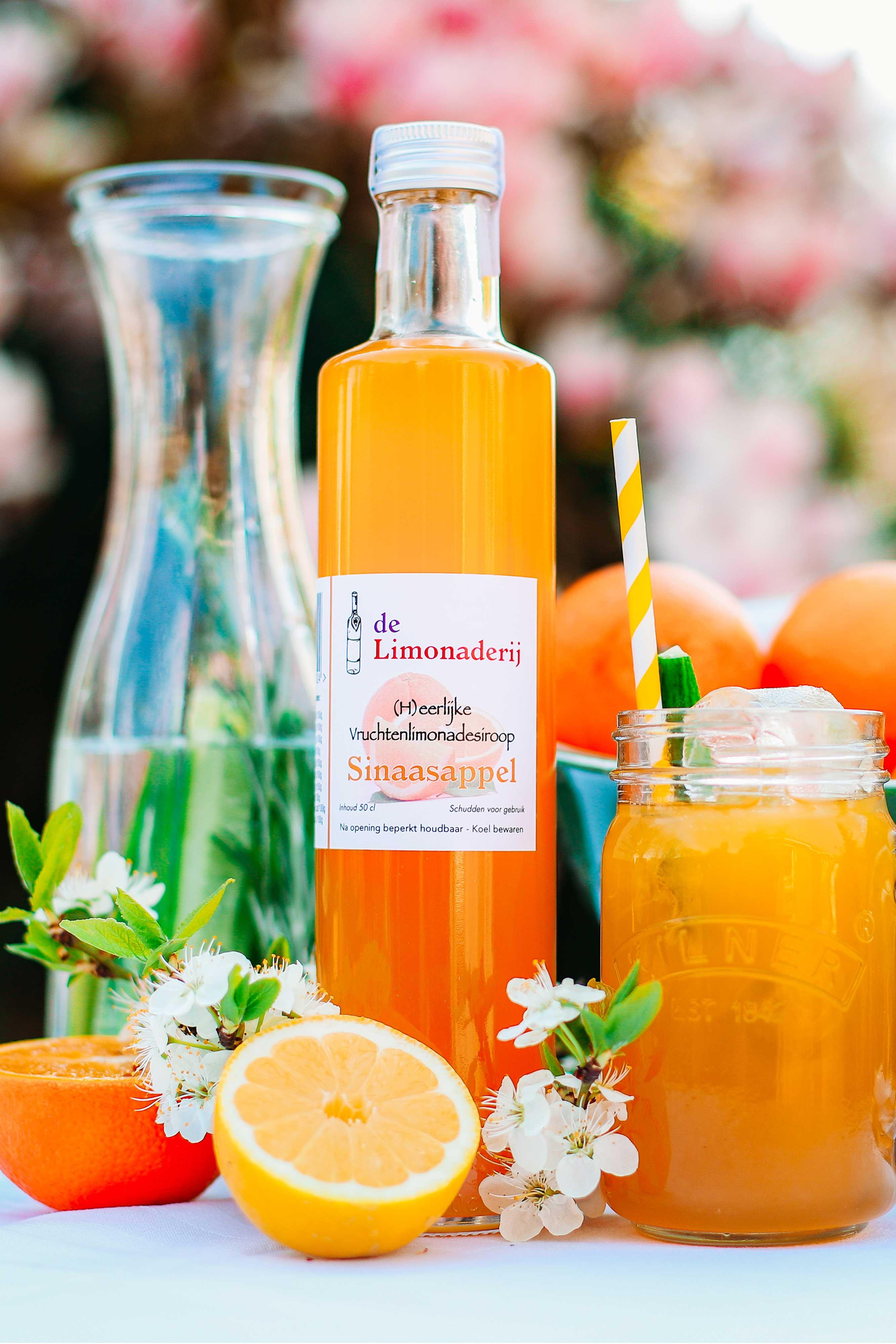 Limonade siroop <br /> Sinaasappel