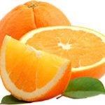Limonadesiroop met sinaasappel